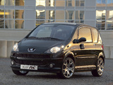 Images of Peugeot 1007 RC Concept 2004
