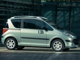 Images of Peugeot 1007 2005–09
