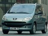 Peugeot 1007 2005–09 images