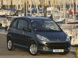 Peugeot 1007 2005–09 photos