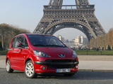 Peugeot 1007 2005–09 pictures