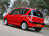 Peugeot 1007 UK-spec 2005–09 wallpapers