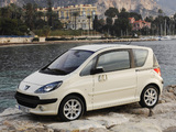 Photos of Peugeot 1007 2005–09