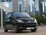 Photos of Peugeot 1007 RC 2006–09