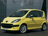 Pictures of Peugeot 1007 2005–09