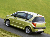 Peugeot 1007 2005–09 wallpapers