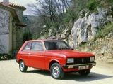 Peugeot 104 Z 1981–88 images