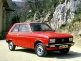 Peugeot 104 Z 1981–88 pictures