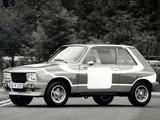 Photos of Peugeot 104 ZS+ Concept 1976