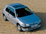 Images of Peugeot 106 1996–2003