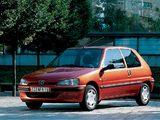 Peugeot 106 1996–2003 wallpapers