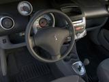 Images of Peugeot 107 5-door 2005–08