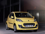 Peugeot 107 3-door 2012 images