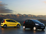 Peugeot 107 photos