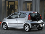 Photos of Peugeot 107 5-door ZA-spec 2010–12