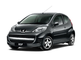 Photos of Peugeot 107 Millesim 200 2010