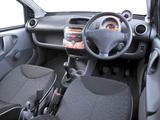 Photos of Peugeot 107 5-door ZA-spec 2010–12
