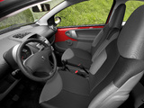 Pictures of Peugeot 107 3-door 2005–08