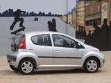 Pictures of Peugeot 107 5-door ZA-spec 2010–12