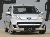 Pictures of Peugeot 107 5-door ZA-spec 2010–12
