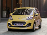 Peugeot 107 3-door 2012 wallpapers