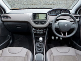 Images of Peugeot 2008 UK-spec 2013
