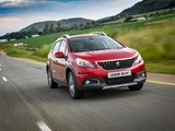 Images of Peugeot 2008 ZA-spec 2017
