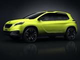 Peugeot 2008 Concept 2012 images