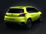 Peugeot 2008 Concept 2012 wallpapers