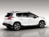 Peugeot 2008 2013 photos