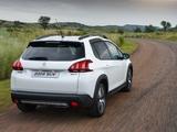 Peugeot 2008 GT Line ZA-spec 2017 images