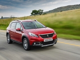 Peugeot 2008 ZA-spec 2017 photos