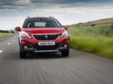 Peugeot 2008 ZA-spec 2017 pictures