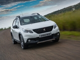 Peugeot 2008 GT Line ZA-spec 2017 wallpapers