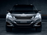 Photos of Peugeot Urban Crossover Concept 2012