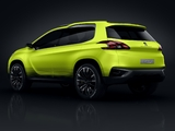 Photos of Peugeot 2008 Concept 2012