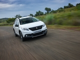 Photos of Peugeot 2008 GT Line ZA-spec 2017