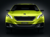 Pictures of Peugeot 2008 Concept 2012