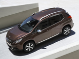 Pictures of Peugeot 2008 2013