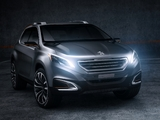 Peugeot Urban Crossover Concept 2012 wallpapers