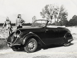 Photos of Peugeot 202 Cabriolet D2 1938–49