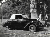 Peugeot 202 Cabriolet D2 1938–49 wallpapers
