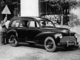 Images of Peugeot 203 Familliale 1950–54