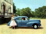 Peugeot 203 1948–60 photos