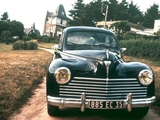 Photos of Peugeot 203 1948–60