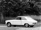 Images of Peugeot 204 Coupé 1966–70