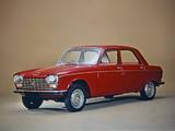 Peugeot 204 1965–76 images