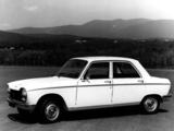 Peugeot 204 1965–76 photos