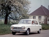 Peugeot 204 1965–76 pictures