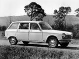 Peugeot 204 Break 1966–76 wallpapers